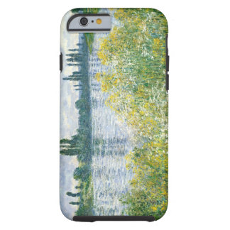 Banques de Claude Monet | de la Seine, Vetheuil, Coque Tough iPhone 6