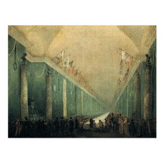 Banquet donné pour Napoleon Bonaparte Carte Postale