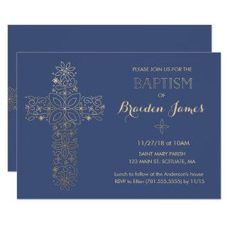 Baptême, invitation de baptême, invitation de