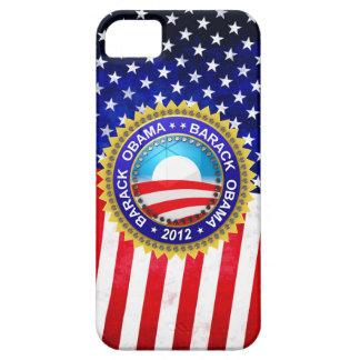 Barack Obama pour le président 2012 Étuis iPhone 5