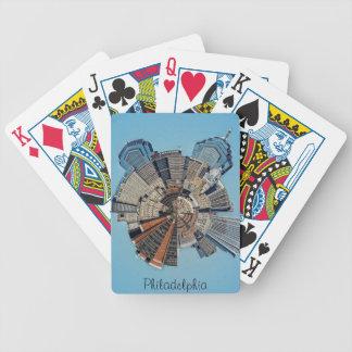Baraja de cartas de Philadelphie Jeu De Cartes Poker