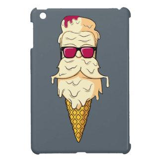 Barbe de crème glacée coque pour iPad mini