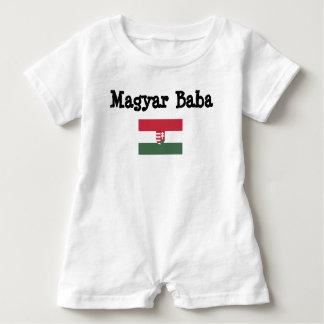 Barboteuse Baba hongrois