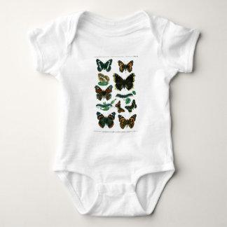 Barboteuse de papillon de bébé
