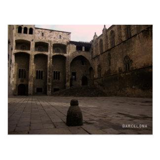 Barcelone Carte Postale