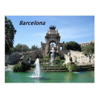 Barcelone--fontaine--barc--[kan.k] .JPG Carte Postale