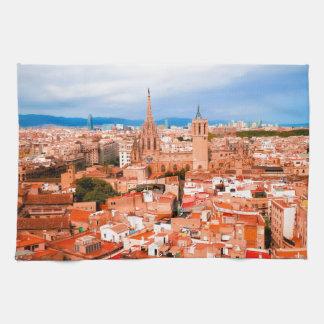 Barcelone Linge De Cuisine