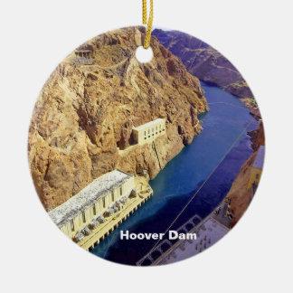 Barrage de Hoover, ornement du Nevada
