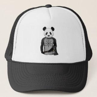 Barre de Viking de panda de crainte Casquette