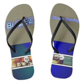Bascules de jeu de Bladez Tongs