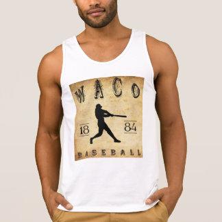 Base-ball 1884 de Waco le Texas
