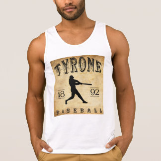 Base-ball 1892 de Tyrone Pennsylvanie