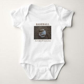 Base-ball de HAMbyWG - T-shirt ou rupture T