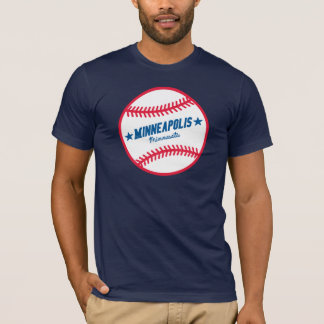 Base-ball de Minneapolis T-shirt