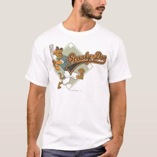 Base-ball de Scooby Doo T-shirt