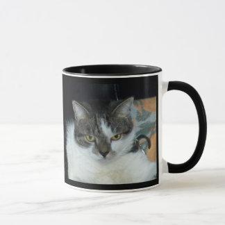 Basine Chat de salon Parce qu'elle le ... Mug