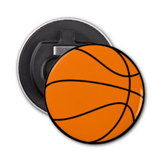 Basket-ball Ouvre-bouteilles