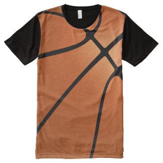Basket-ball T-shirt Tout Imprimé