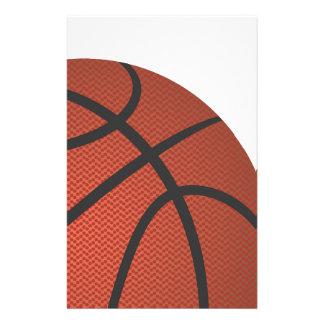 basketbal briefpapier
