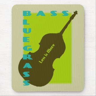 Basse de Bluegrass : Moins est plus Tapis De Souris