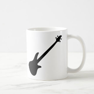 bassiste de guitare basse mug