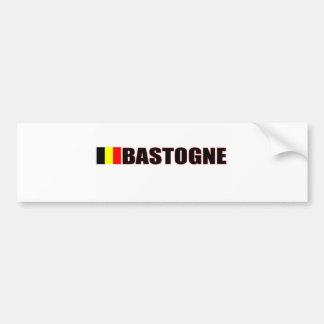 Bastogne, Belgique Autocollant De Voiture