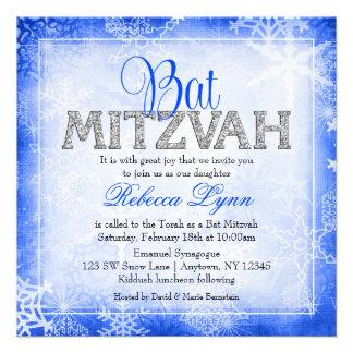 Bat mitzvah du pays des merveilles d'hiver bristols