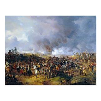 Bataille de Leipzig Carte Postale
