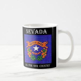 Bataille du Nevada soutenue Mug