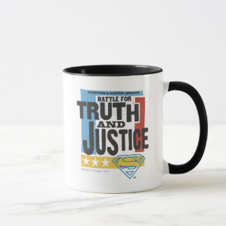 Bataille pour la vérité et la justice mug
