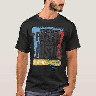 Bataille pour la vérité et la justice t-shirt