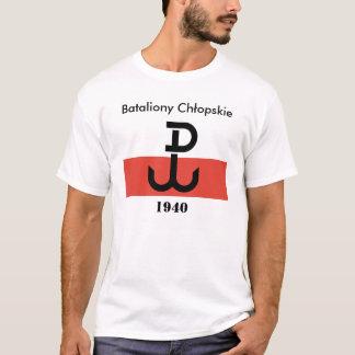 Bataliony Chłopskie T-shirt