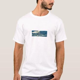 Bateau de crevette de la Louisiane T-shirt