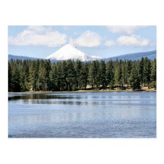 Bâti McLoughlin/rivière de Klamath - carte postale