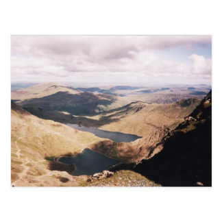 Bâti Snowdon Carte Postale