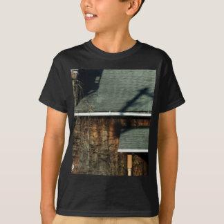 bâtiment avec vines.jpg t-shirt