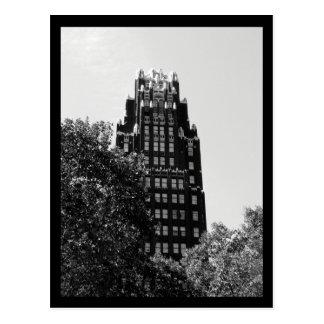 Bâtiment de parc de NYC Bryant Cartes Postales