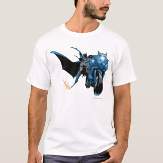Batman avec le cycle t-shirt