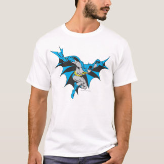 Batman Crouches T Shirt