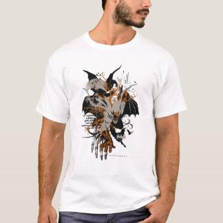 Batman et arbre t-shirt