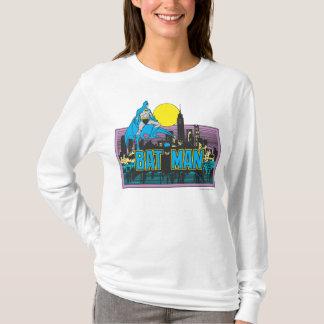 Batman et lettres t-shirt