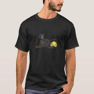 bâton de balai de vol d'avoine t-shirt