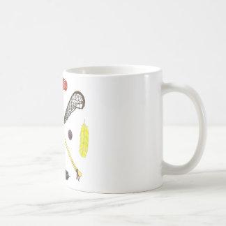 Bâtons traditionnels de lacrosse mug