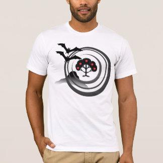 Battes et chemise de pommier t-shirt