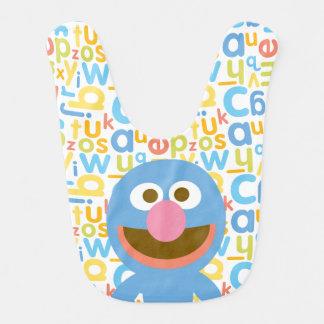 Bavoir Bébé de Grover