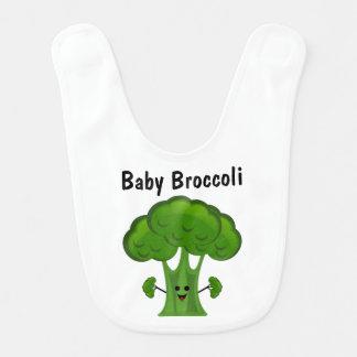 Bavoir Brocoli de bébé