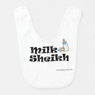 Bavoir Cheik Bib de lait