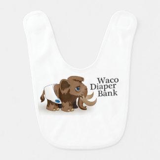 Bavoir de banque de couche-culotte de Waco