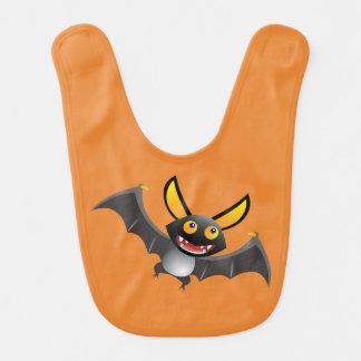 Bavoir de batte de Halloween