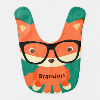 Bavoir Fox intelligent